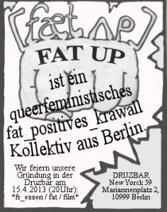 fat up (deutsch)