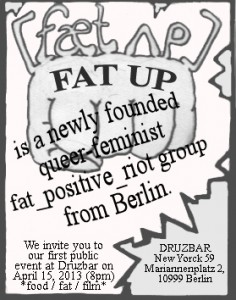 fat up (englisch)